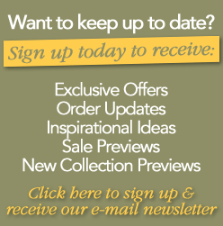 Sign up to receive our e-mail newsletter
