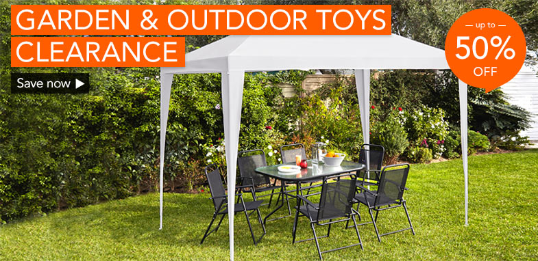 Garden & Outdoor Toys Clearance