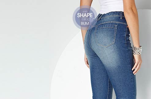 Shapeology Bum