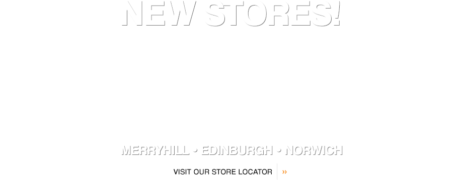 New Stores Coming Soon