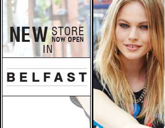Belfast: Now Open