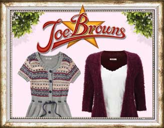 Joe Browns: Knitwear