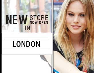 Oxford Street: Now Open