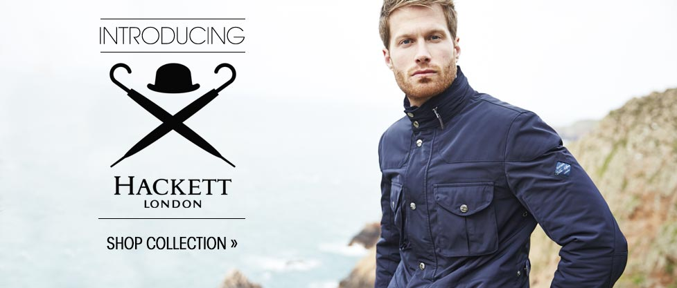 Introducing Hackett »