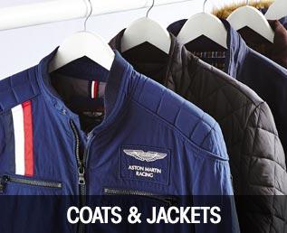 Coats & Jackets »