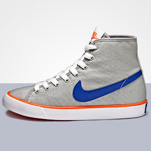 Nike Junior Boys Primo Court Mid Trainers