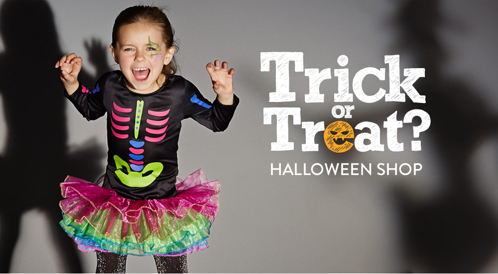 Trick or Treat - Halloween Shop