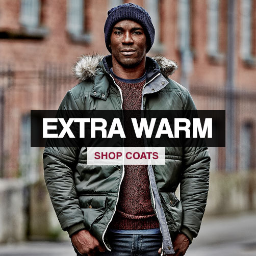 Extra Warm - Shop Coats