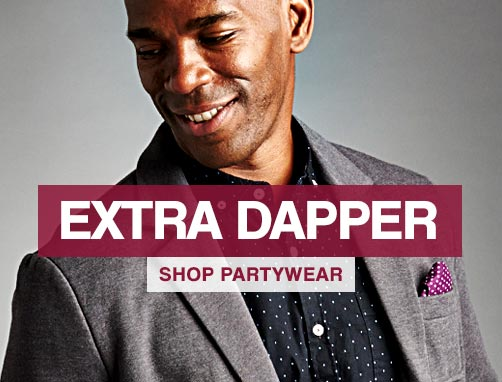 Extra Dapper - Shop Partywear