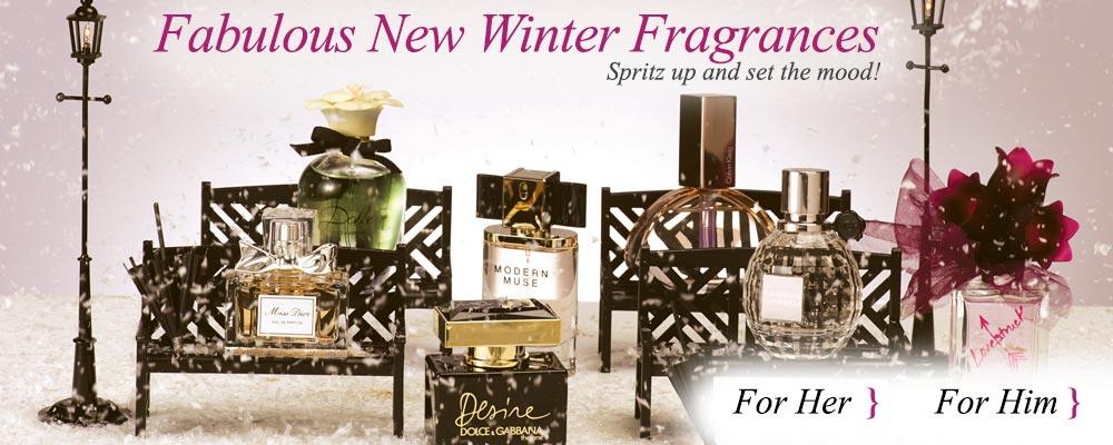 New Winter Fragrances