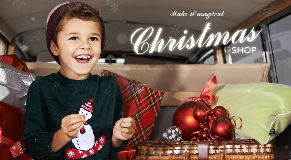 Make it Magical - Christmas Shop