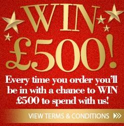 Win £500!