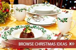 Browse Christmas Ideas