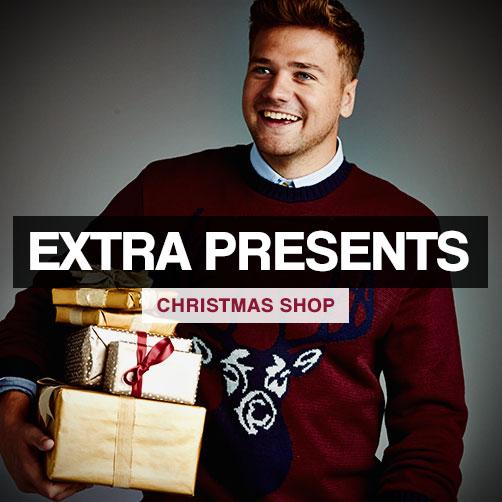 Extra Presents - Christmas Shop »