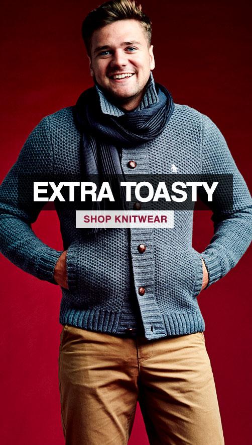 Extra Toasty - Shop Knitwear »
