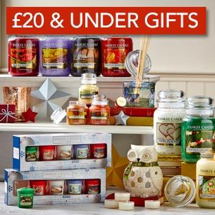 £20 & Under Gifts