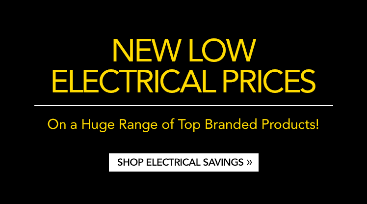 New Low Electrical Prices