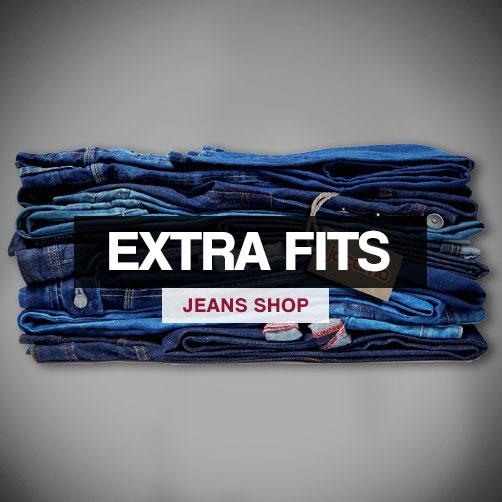 Extra Fits – Jean Shop »