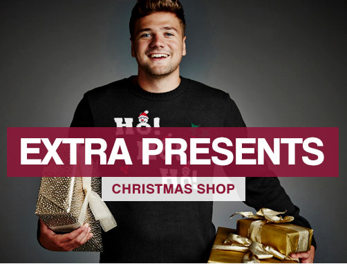 Extra Presents – Christmas Shop