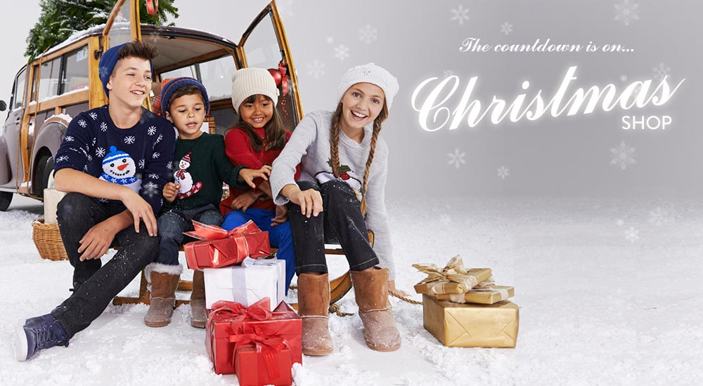 The countdown is on... Christmas Shop