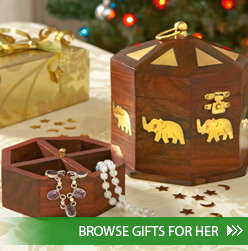 Browse Gifts for her >