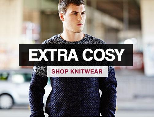Extra Cosy - Shop Knitwear »