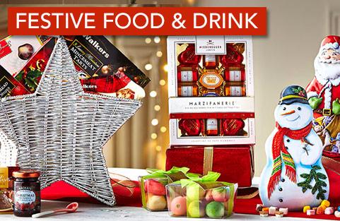 Festive Food & Drink