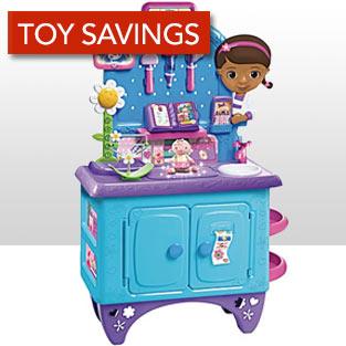 Toy Savings