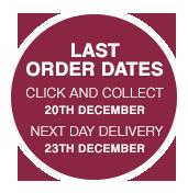 Last Order Dates
