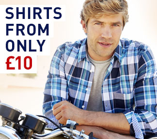 Shirts From Only £10