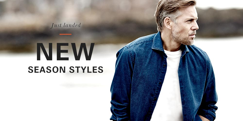 Just Landed - New Season Styles