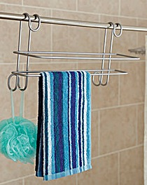 No Fix Towel Rack