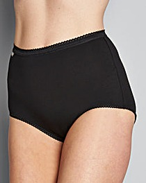 Playtex 3Pack Maxi Briefs,