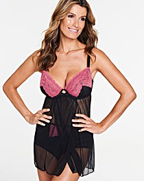 Curvy Kate In Love With Lace Babydoll