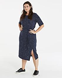 I.Scenery Jersey Midi Dress