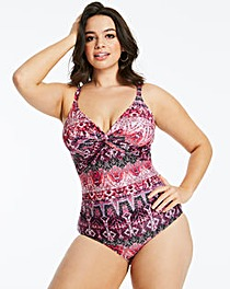 Together Modern Aztec Swimsuit