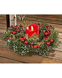Christmas Wreath Centrepiece
