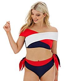 Joanna Hope Wrap Bikini Top