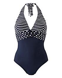 Together Sail Away Halterneck Swimsuit
