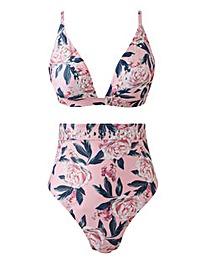 Stud Detail Bikini Set