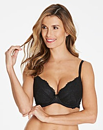 Gossard Superboost Lace Black Bra