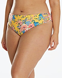 Simply Yours Floral Hipster Bikini Brief
