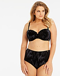 Joanna Hope Velvet Sequin Multiway Bra