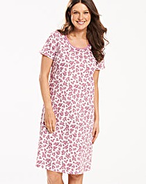Pretty Secrets Short Sleeve Nightie L38
