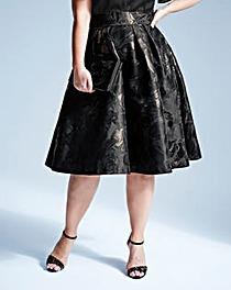 Coast Rochelle Jacquard Skirt