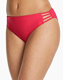 Simply Yours Hipster Pink Bikini Bottoms