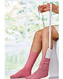 Dressing Aid for Socks