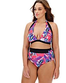 Mix and Match Halterneck Bikini Top