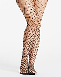 Metallic Fishnets