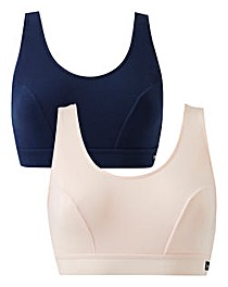 2 Pack Slimma Comfort Top